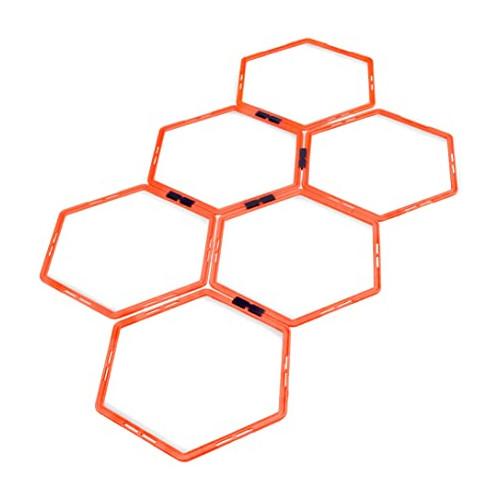 Echelle d'agilité hexagonale