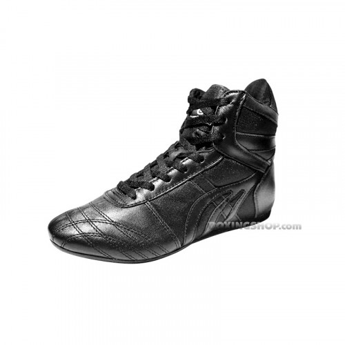 Chaussure Multi Boxe Noir basse - Champboxing