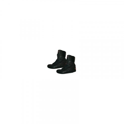 Chaussure Boxe Anglaise Montante Noir - Champboxing