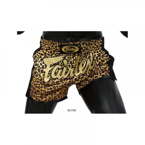 Short de boxe Thaï Léopard - Fairtex