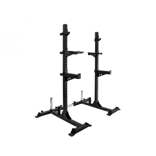 Rack à squat réglable