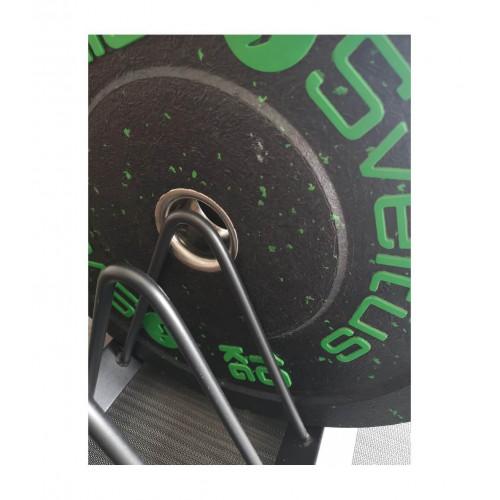 Rack à bumpers roulant