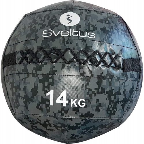Wall ball camouflage 14kg