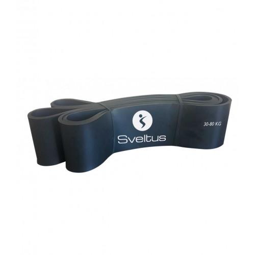 Powerband noir 30-80kg