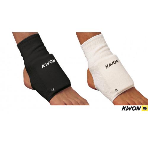 Protection pieds tissu